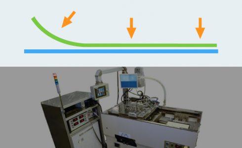 線接触貼り合わせイメージ