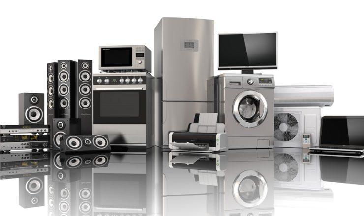 家庭用電化製品(冷蔵庫・電子レンジ・洗濯機・エアコン・オーディオ・モニター・パソコン・プリンタ等) イメージ画像